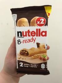 Nutella Bready isi 2 Pcs - PROMO