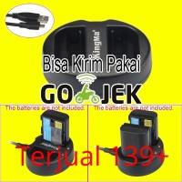 [MG]Kingma Charger Baterai Canon 5D2 5D3 70D 60D 6D 7D 7D2 LP-E6