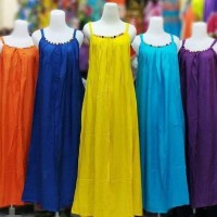 Dress hamil / baju hamil / long dress / sexy dress jumbo ld 120cm
