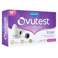 Ovutest Scope / tes kehamilan / hamil / maternity