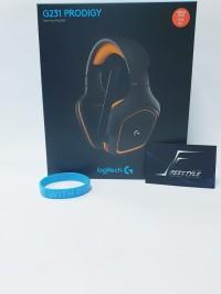 Logitech G231 Prodigy Gaming Headset Garansi Resmi Logitech Indo 2 Thn