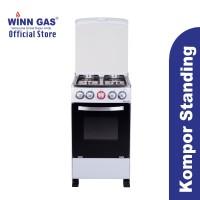 Kompor Gas Free Standing + Oven Winn Gas W5050