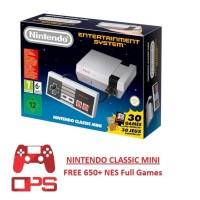 NES CLASSIC NINTENDO MINI EDITION FREE 650+ GAMES