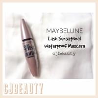 maybelline lash sensational mascara waterproof