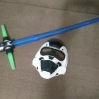 mainan anak pedang topeng star wars superhero starwars nyala led
