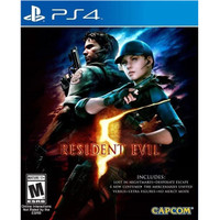 Resident Evil 5 PS4 Reg All (English)