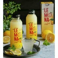 Sari Lemon Lemona Original - Langsing diet sehat 100% tanpa gula