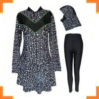Pakaian Olahraga Wanita A7492 Baju Renang Muslim Dewasa 4L7L 151J