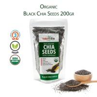 Chia Seed Organik 200gr (Kebun Kita)