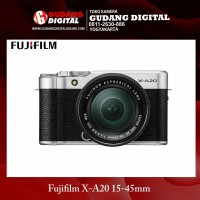Fujifilm XA20 X-A20 Kit 15-45mm f3.5-5.6 Mirrorless