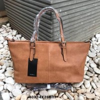 Top Handle / Hand bag -- Tas zara basic trafaluc tote shopper bag