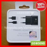 Charger Samsung S8 Fast Charging kabel data tipe C ORI 100%