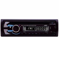 Tape Headunit Mobil Single Din JEC DVD Player