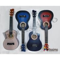 Ukulele 4 Senar Gitar Mini Gitar Kentrung BONUS Pick Ukulele