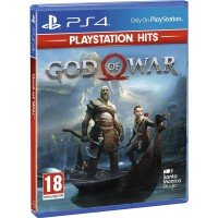 PS4 God Of War Standart Edition (Region 3/Asia/English)
