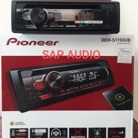 Single dvd pioneer DEH-S1150UB single din pioneer DEH-S1150UB