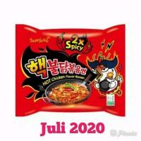 Ready Samyang Nuclear Logo Halal