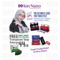 Kacamata K-Ion Nano Original Kacamata Terapi Kesehatan