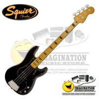 Squier Classic Vibe Precision Bass 70s Maple Neck Black