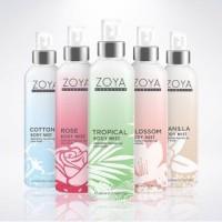 Body Mist Zoya Cosmetics Parfum original zoya kosmetik body mist
