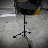 Mitello Practice Pad / Pad Drum with Stand