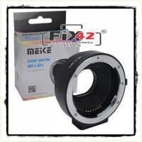 Focus Meike Auto Lens Adapter Ef Lens Canon For S