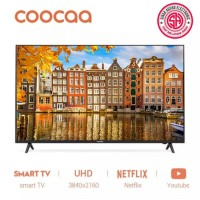 COOCAA LED TV 50 inch 50S3N SMART TV 4K ULTRA HD (100% ORIGINAL)