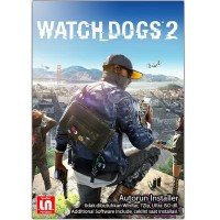 Watch Dogs 2 - PC DVD Game Adv Shoot