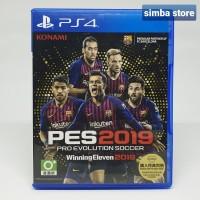 PES 2019 REG 3 PES 19 Pro Evolution Soccer 2019 Winning Eleven 19 PS4
