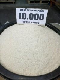 BERAS SETRA RAMOS BMD BMW 11.000 PER LITER