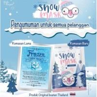 Frozen Snow Mask Body Frosen Krim Masker Pemutih Badan Kaki Tangan