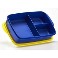 Cool Teen Lunch Set Tupperware Tempat Makan dan Tas