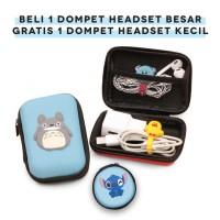 Beli 1 Gratis 1 Dompet Headset BESAR GRATIS Dompet Headset KECIL Seri
