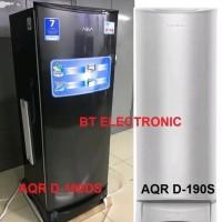 Kulkas Sanyo Aqua AQR-D190s / Kulkas 1 Pintu