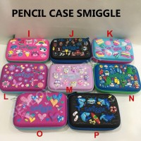 Smiggle Hard Top Pencil Case - Kotak Pensil