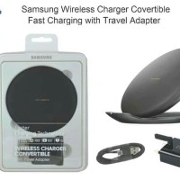 WIRELESS CHARGER STAND SAMSUNG GALAXY S9 + CHARGER USB C ORIGINAL 100%