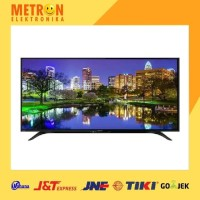 SHARP 2TC 50AD1i LED DIGITAL TV 50 INCH FULL HD / 2TC50AD1i