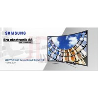 TV SAMSUNG UA49M6300 CURVED FULL HD LED SMART garansi resmi