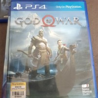 god of war game ps4