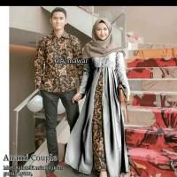 Batik Couple / Sarimbit Kebaya Couple Gamis Sarwendah Anami