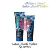 LOTION PARFUM VICTORIA SECRET MOONLIT DAHLIA ORIGINAL TERMURAH