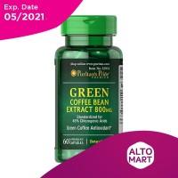 Puritan Green Coffee Bean Extract 800 mg (60 Capsules)