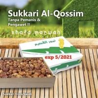 kurma sukari sukkari al qasim asli dus 3kg..basah & lembut