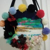 tas wanita wool