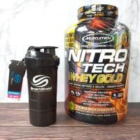 Muscletech Nitrotech Whey Gold 5,5 Lbs Nitro Tech Whey Gold Standard