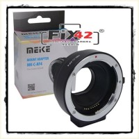LENS FOCUS ADAPTER MEIKE AUTO S CANON EF LENS FOR
