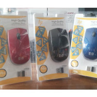 MOUSE WIRELESS HP HIGH QUALITY 2.4G 10m