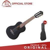 Yamaha Gitar Mini GL 1 GL 1 GL1 Guitalele Hitam Softcase