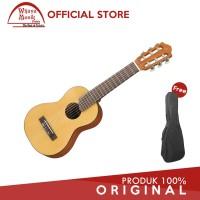 Yamaha Gitar Mini GL 1 GL 1 GL1 Guitalele Natural Softcase