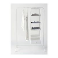 Rak Gantung Baju Celana Bazar IKEA MULIG Lemari Pakaian Pameran Hanger